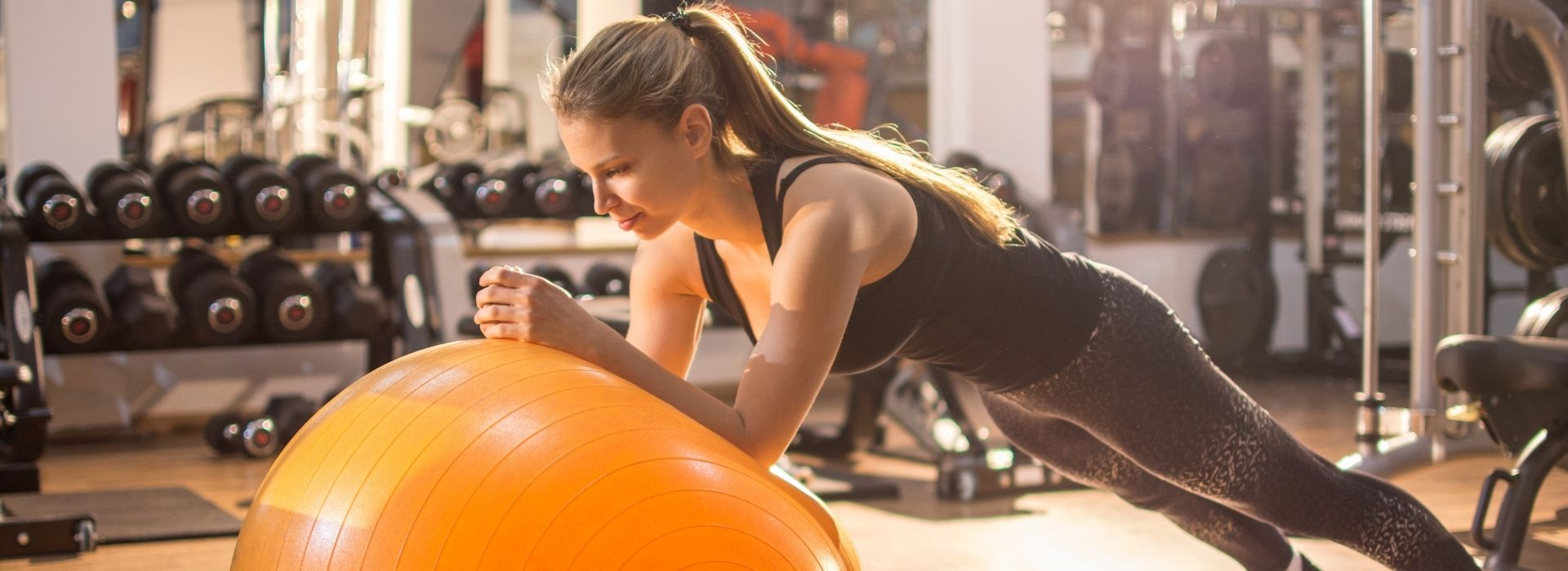 """Benefits of Using a """"Stability Ball"""" in Your Training"""